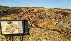 Parys Mountain Copper Mine - Anglesey 2008, Mining in North Wales, a talk by Rob Vernon